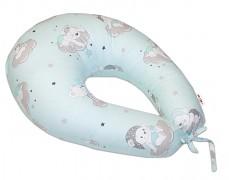 Relaxační polštář modrý mráček
