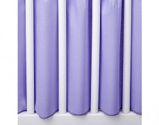 Volánek pod matraci fialový