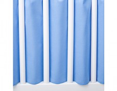 Volánek pod matraci modrý