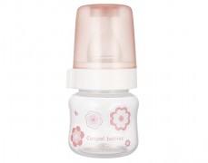 Lahev růžová Newborn baby 60ml