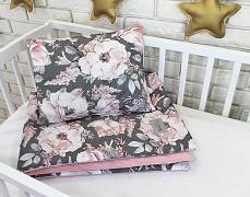 Set růžový divoké růže