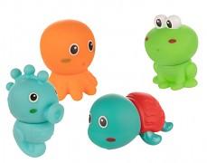 Hračky do vody oceán 4ks