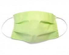 Bavlněná rouška zelená