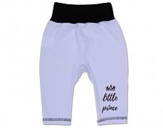 Tepláčky modré Little Prince