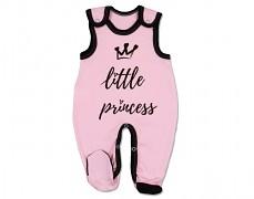 Dupačky růžové Little Princess