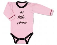 Body růžové Little Princess