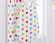 Dětský spací pytel barevné puntíky