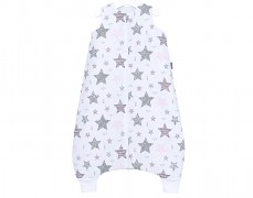Dětský spací pytel růžový starmix, s nohavičkou