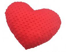 Ozdobný polštářek srdce