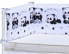Mantinel černo-bílá Panda