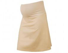 Těhu sukně béžová