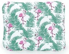 Polštářek flamingo