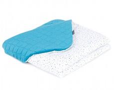 Dětská deka barevné skvrnky