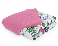 Dětská deka kapradina mušelín