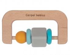Dřevěno-silikonové kousátko