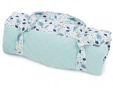 Pikniková deka volavky na modrém