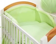 Dětské povlečení zelené