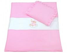 Set růžový obláček