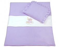 Set fialový obláček