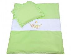 Set zelený houpačka