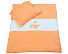Set oranžový houpačka