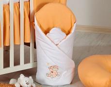 Zavinovačka oranžová obláček