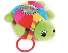Edukační plyšová želva