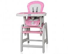 Dětská židlička růžová Stars