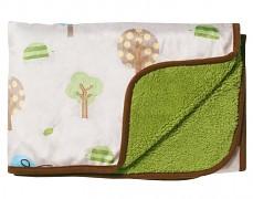 Dětská deka sovičky