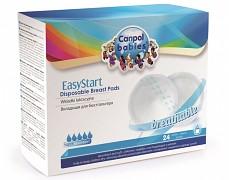 Tampóny do podprsenky EasyStart 24ks