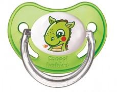 Kojenecké šidítko zelené EASY START kaučukové