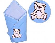 Zavinovačka modrý Teddy Bear