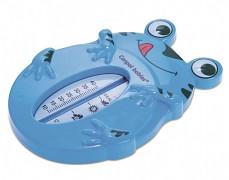 Koupací teploměr modrá žabka