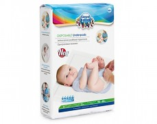 Jednorázové hygienické podložky 10ks