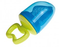 Krmící síťka modro-zelená